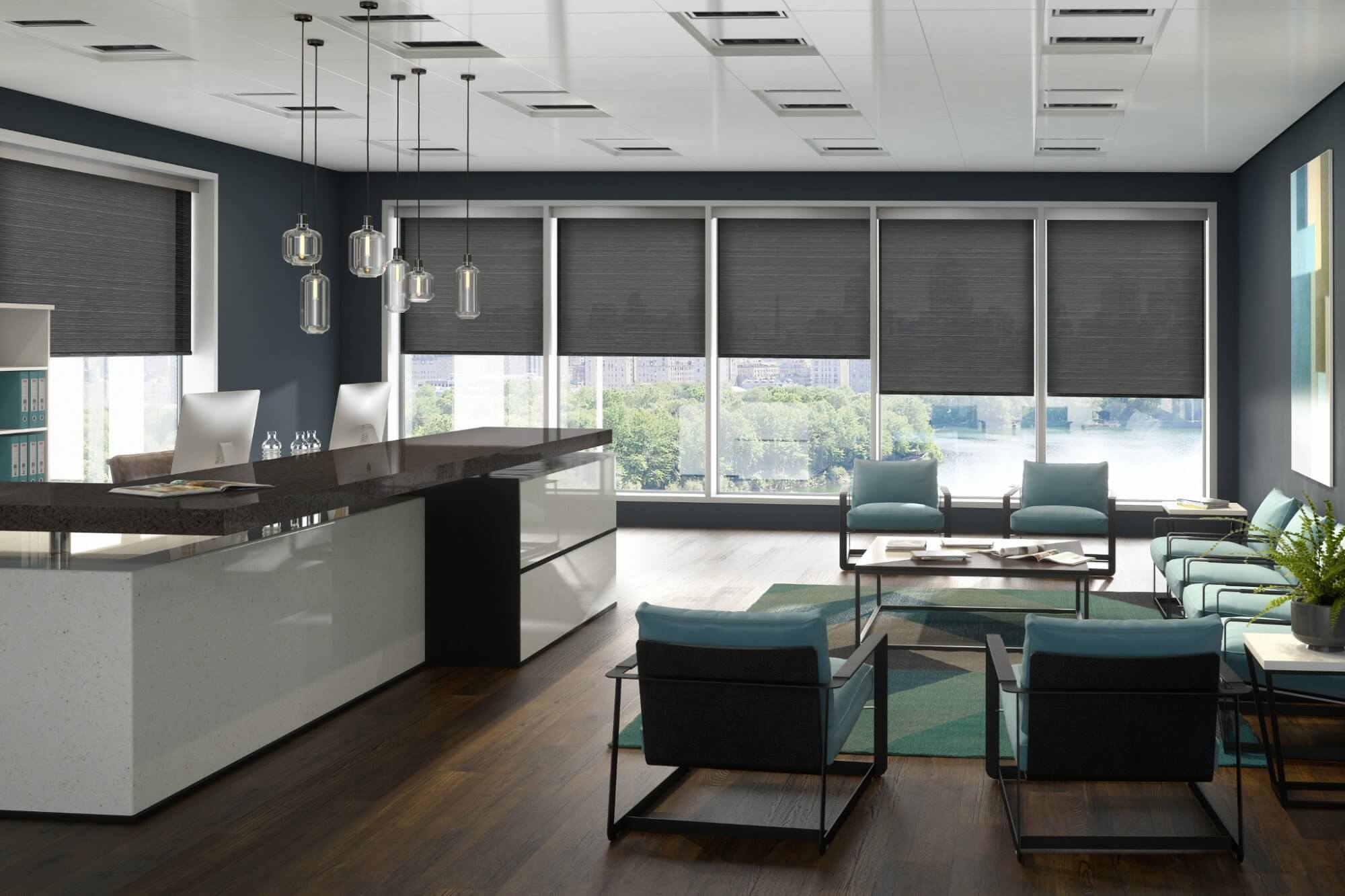 commercial Solar Shades