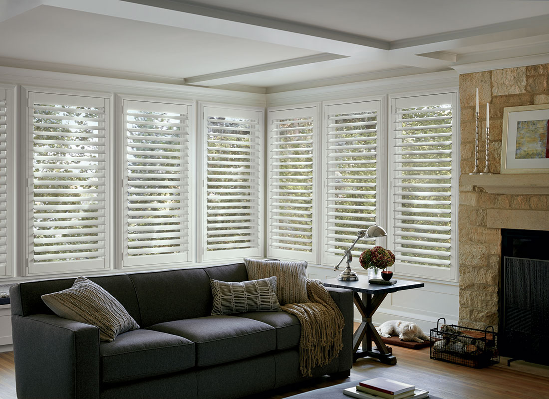 residential plantation shutters